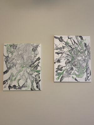 Acrylic paintings on canvas for Sale in Reston, VA