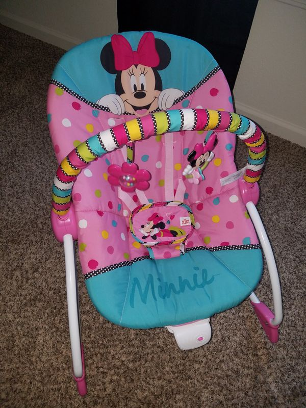 Disney baby infant to toddler rocker
