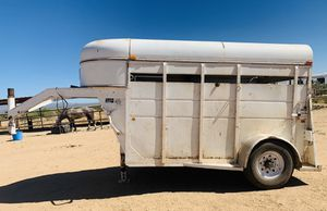 Century 10' gooseneck trailer for Sale in Phoenix, AZ