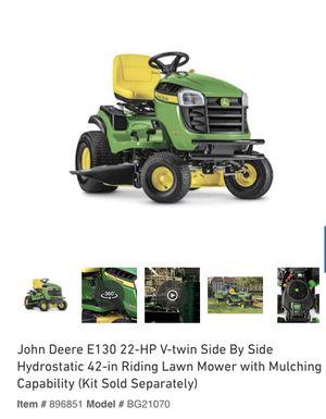 John Deere E130-Hp for Sale in Columbus, OH
