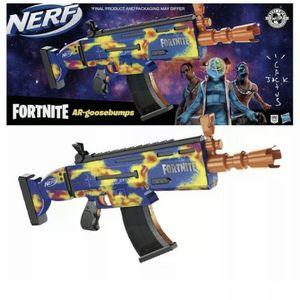 Fortnite Cactus Jack Travis Scott Nerf Gun for Sale in West Covina, CA