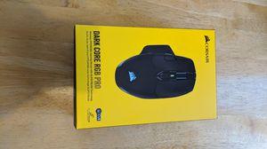Corsair Dark RGB Pro Wireless Mouse for Sale in Peoria, AZ