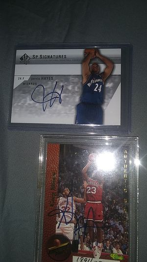 Basketball certifies autographs for Sale in Spring Hill, FL