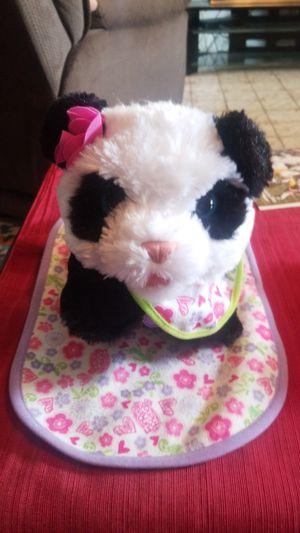 Furreal friends panda for Sale in El Paso, TX