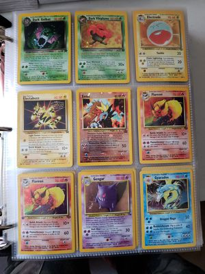 Pokemon cards for Sale in Waldorf, MD