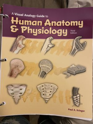 Anatomy and Physiology book for Sale in Palm Bay, FL