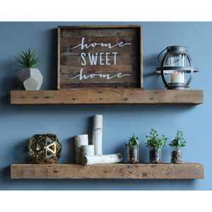 Reclaimed Barn Wood Shelves for Sale in Cary, NC