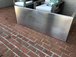 Stainless steel Kitchen Island for Sale in Alexandria, VA
