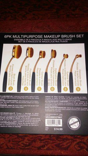 Makeup Brush Set for Sale in Jacksonville, FL