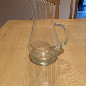 Glass Bass With Letter s for Sale in Manalapan Township, NJ
