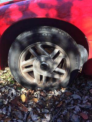 Wheels and tires for Sale in Medina, TN