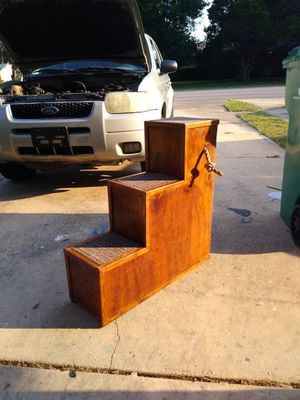 Homemade cat steps for Sale in Eglin Air Force Base, FL