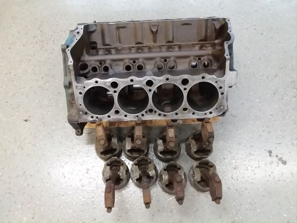 Chevy 350 4-bolt main Engine Block #3970010 for Sale in Rancho Cucamonga,  CA - OfferUp