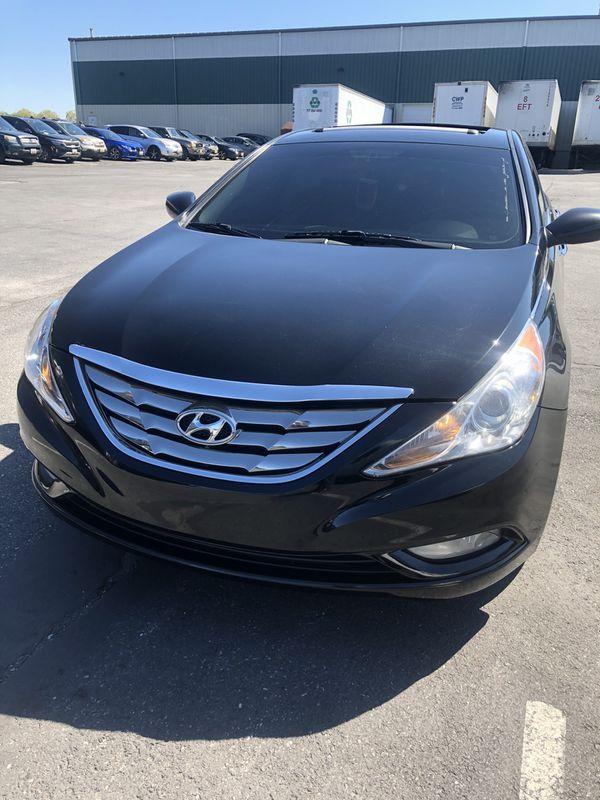 2013 Hyundai Sonata limited se