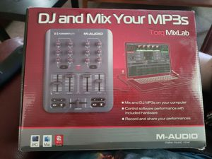 M-audio session pro torq mixlab for Sale in Freehold, NJ