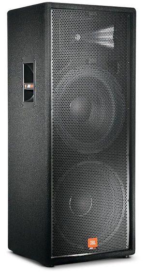 JBL Professional 500-watt Dual 15-Inch Two-Way Portable Loudspeaker for Sale in San Ramon, CA