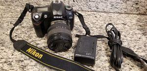 Nikon D70 Digital SLR Camera & AF-S Nikkor DX 18-70mm 3.5-4.5G ED Lens for Sale in San Diego, CA