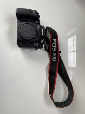 Canon 80D Body Only for Sale in Pomona, CA