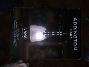 Addington park hanging light for Sale in North Tonawanda, NY