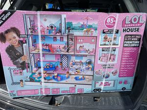LOL surprise playhouse for Sale in Lake Worth, FL