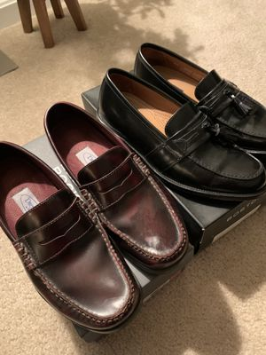 2 Pairs Men's 8.5 Shoes Used Good Condition for Sale in Rockville, MD