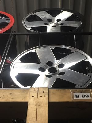 New jeep wheels for Sale in Sterling Heights, MI