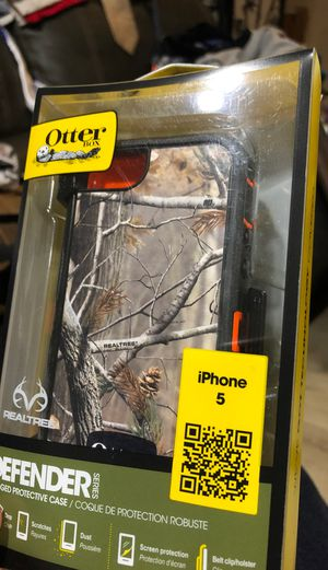 Otterbox Defender iPhone 5 for Sale in Westminster, CA