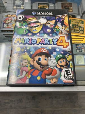 Mario party 4 $60-$65 each Gamehogs 11am-7pm for Sale in Commerce, CA