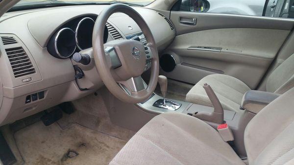 2005 Nissan Altima SE 2.5