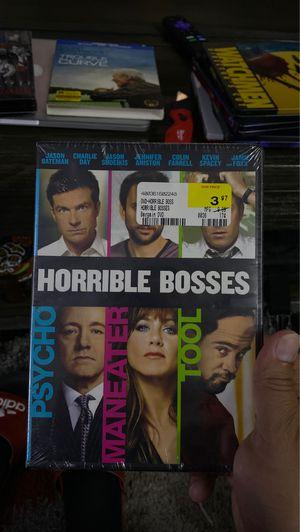 Horrible bosses dvd for Sale in Long Beach, CA