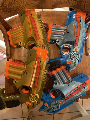 Nerf laser tag for Sale in Murrieta, CA
