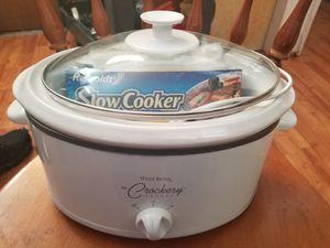 Slow Cooker/Crock-Pot for Sale in Marysville, WA