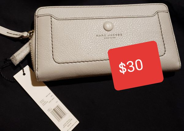 Marc Jacobs new wallet