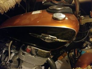 S40 Suzuki Motorcycle for Sale in Dallas, TX