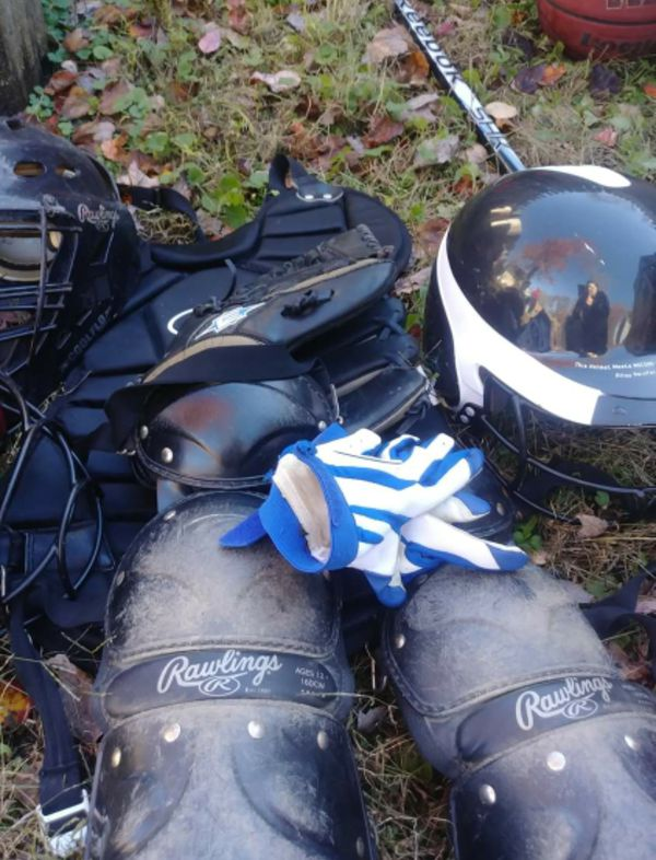 Teen&up Size Catchers Gear