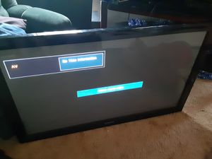 SAMSUNG 50 INCH PLASMA TV for Sale in Saginaw, MI