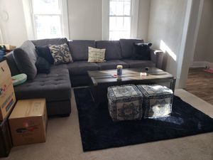 L shaped sectional for Sale in South Norfolk, VA