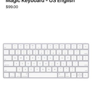 Apple Wireless keyboard And Mouse Almost New for Sale in La Habra, CA