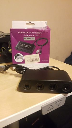 Nintendo Switch Gamecube Adapter for Sale in Rancho Cucamonga, CA