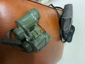 Tasco Binoculars with case for Sale in South San Francisco, CA