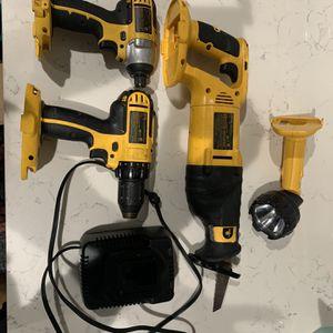 Dewalt Tool Set for Sale in Carlsbad, CA