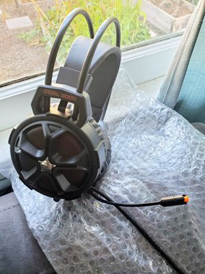 Gaming Headphones Headset Mic works with Xbox PS4 or PC for Sale in San Diego, CA