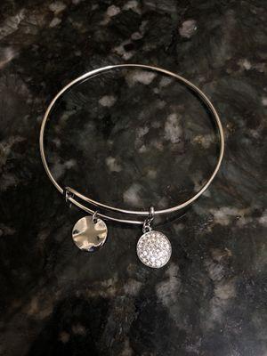 Silver charms bracelet for Sale in Tyler, TX