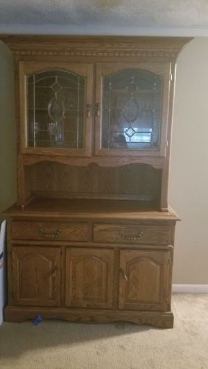 Antique China hutch for Sale in Winchester, MA