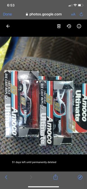 NASCAR collector cards and cars for Sale in Cottle, WV