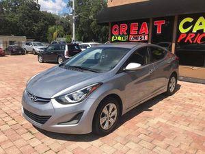 2016 Hyundai Elantra for Sale in Tampa, FL