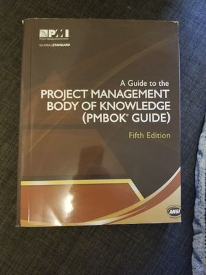 A Guide to the Project Management Body of Knowledge for Sale in Seattle, WA
