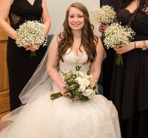 Morilee Kaitlyn Wedding dress for Sale in Peachtree Corners, GA