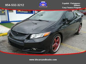2012 Honda Civic Cpe for Sale in North Lauderdale, FL