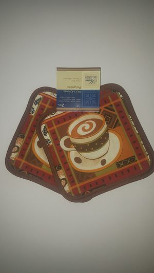 2 Piece Set of Pot Holders for Sale in Orlando, FL
